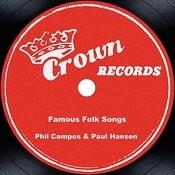 Famous Folk Songs Songs