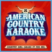 Country Girl (Shake It For Me) - Sing Country Like Luke Bryan - Single Songs