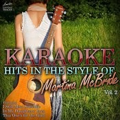 I Love You (In The Style Of Martina Mcbride) [Karaoke Version] Song