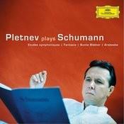 Schumann: Etudes symphonique; Fantasie, Op.17;  Bunte Blätter; Arabeske Songs