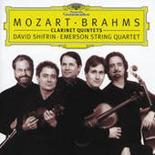 Mozart / Brahms: Clarinet Quintets Songs