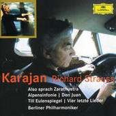 Strauss: Also sprach Zarathustra; Alpensinfonie; Don Juan; Till Eulenspiegel; Four Last Songs (2 CDs) Songs