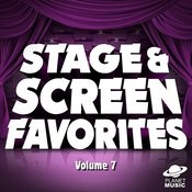 Stage And Screen Favorites, Vol. 7 Songs