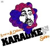 Amor A La Distancia (In The Style Of Sahiro) [Karaoke Version] Song
