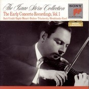The Isaac Stern Collection: The Early Concerto Recordings, Vol. 1 Songs