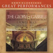 The Glory Of Gabrieli [Great Performances] Songs