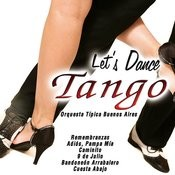 Let's Dance Tango Songs