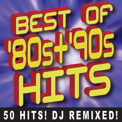 Best Of 80s + 90s Hits Workout - 50 Hits Dj Remixed Song Download: Best Of 80s + 90s Hits