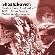 Shostakovich: Symphony No. 5 • Symphony No. 9 Songs