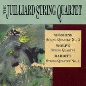Sessions, Wolpe & Babbitt: Quartets Songs