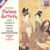 Puccini: Madama Butterfly (3 CDs) Songs