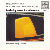 Beethoven: String Quartets Vol. 7 Songs