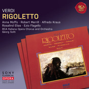 Rigoletto - Highlights: Act I: Pari Siamo! Lo La Lingua Song