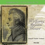 Mozart: Symphony No. 10 In G Major, K. 74 Songs
