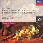Bach, J.S.: Brandenburg Concertos etc. Songs