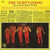 The Temptations Live At London's Talk Of The Town Songs