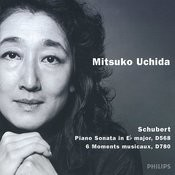 Schubert: Piano Sonata D568; 6 Moments musicaux Songs