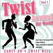 Twist Around The World, Vol. 1 Songs