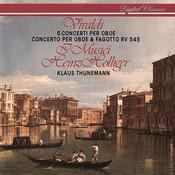Vivaldi: 6 Concertos for Oboe & Strings Songs