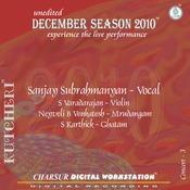December Season 2010 Concert 3 Live At Narada Gana Sabha Songs