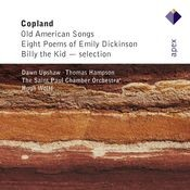 Copland : Old American Songs & 12 Poems of Emily Dickinson (-  Apex) Songs