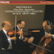 Beethoven: Piano Trio in B flat; Piano Trio in D Songs