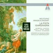 Mozart : La Finta Giardiniera Songs