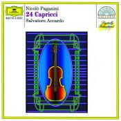 Paganini 24 Capricci Songs