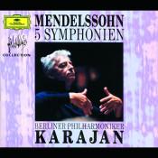 Mendelssohn 5 Symphonies Songs