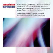 Bernstein: Candide; Barber: Adagio; other American masterpieces Songs