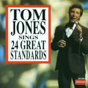Tom Jones Sings 24 Great Standards Songs