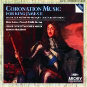 Coronation Music For King James Ii Songs