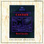 Vivaldi: Cantate Italiane / Bononcini: Cantate Pastorali Songs