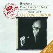 Brahms: Piano Concerto No.1/Franck: Variations Symphoniques/Litolff: Scherzo Songs