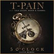 5 O'Clock Songs