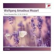 Mozart: 4 Piano Sonatas Songs