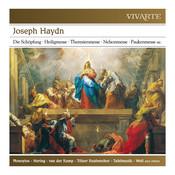 Haydn: Die Schpfung; Heiligmesse; Theresienmesse; Nelsonmesse; Paukenmesse Etc. Songs