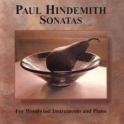 Sonatas - For Woodwind Instruments And Piano Songs