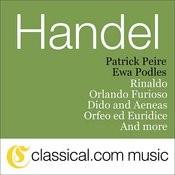 George Frideric Handel, Rinaldo, Hwv 7 Songs