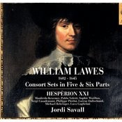 William Lawes: Consort Sets In Five & Six Parts Songs