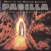 Padilla: Music Of The Mexican Baroque Songs
