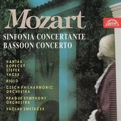 Mozart: Sinfonia Concertante/Concerto For Bassoon Songs