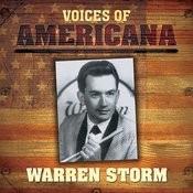 Voices Of Americana: Warren Storm Songs