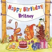 Happy Birthday Britney Songs