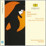Ravel: Orchestral Music Vol.3 Songs