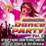Animation Dance Party Vol.1 Songs