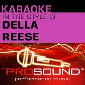 Walk With You (Karaoke Lead Vocal Demo)[In The Style Of Della Reese] Song
