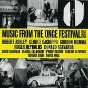 Music From The Once Festival 1961-1966 Songs