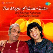 The Magic Of Music Guitar And Tabla - Brij Bhushan Kabra And Zakir Hussain Songs