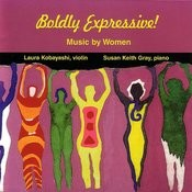 Boldly Expressive! Songs